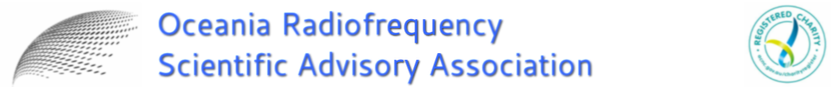 OCEANIA RADIOFREQUENCYSCIENTIFIC ADVISORY ASSOCIATION (ORSAA)